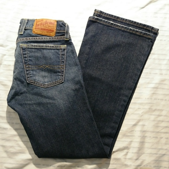 a79aec712227f Lucky Brand Denim - Lucky Brand Lil Maggie Size 25 Short Jeans!